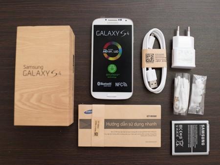 Galaxy S4 cấu hình khủng sắp trình làng tại Việt Nam 3