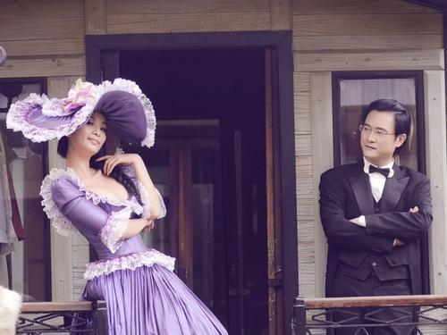 Ảnh cưới tuyệt đẹp theo phong cách cổ điển của Lê Kiều Như 8