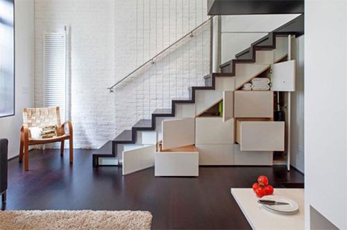 """Thiết kế tuyệt đối thông minh cho căn hộ """"bé tẹo"""" 6"""