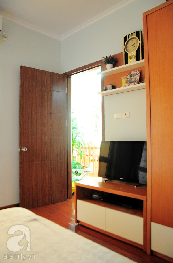 Thăm căn hộ có không gian bếp hoàn hảo ở Dịch Vọng, Hà Nội 16