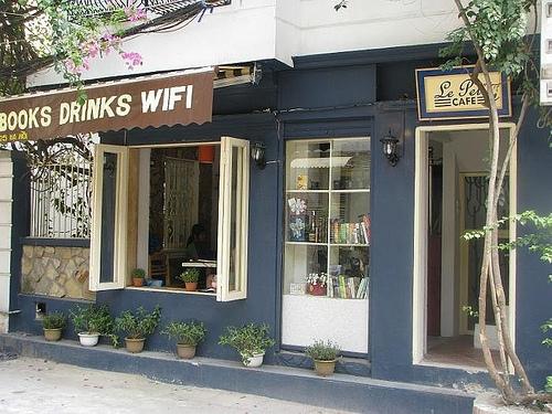 Những quán cafe phong cách vintage ở Hà Nội 13