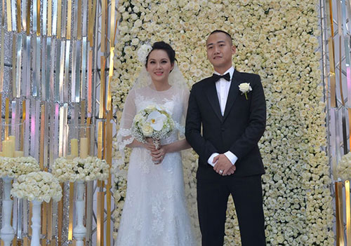 Ngọc Thạch tổ chức tiệc cưới ấn tượng tại Hà Nội 8