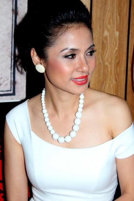 Việt Trinh: Người đàn bà đẹp tuổi 41! 4