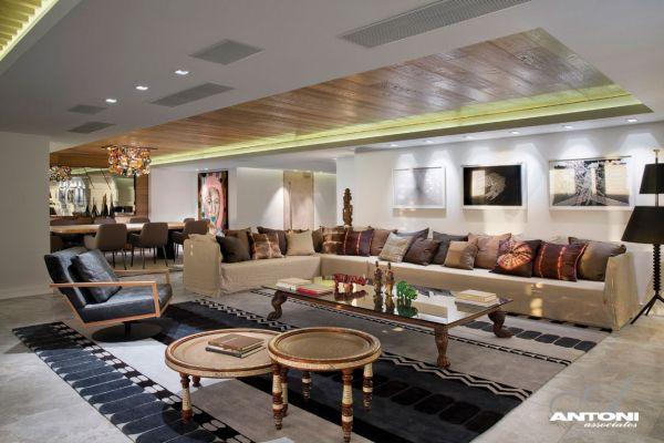 15 phong cách nội thất cho phòng khách rộng 7