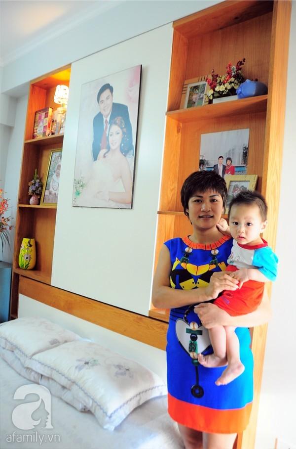 Thăm căn hộ có không gian bếp hoàn hảo ở Dịch Vọng, Hà Nội 15