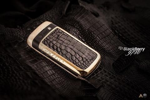 """Chiêm ngưỡng """"dế"""" BlackBerry giá 1 tỷ đồng 4"""