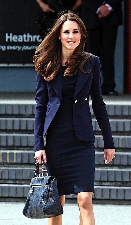 Khám phá bộ sưu tập túi lịch lãm của công nương Kate Middleton 5