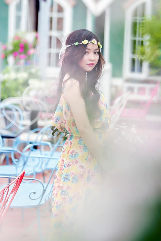 Váy maxi sắc màu lãng mạn cho bạn gái mùa thu 4