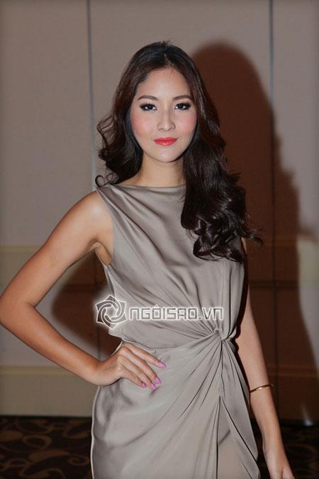 Ngọc Trinh hàng hiệu dát đầy mình vẫn lép vế trước hoa hậu hoàn vũ Thái Lan 10