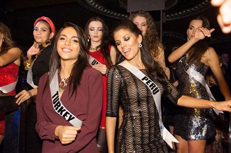 Trương Thị May bị cảm lạnh và sốt cao tại Miss Universe 2