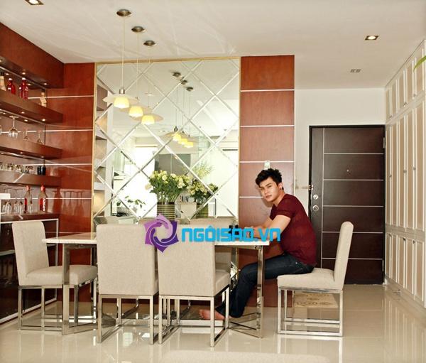 Ngắm căn hộ tầng 12 của siêu mẫu Lương Công Tuấn 7