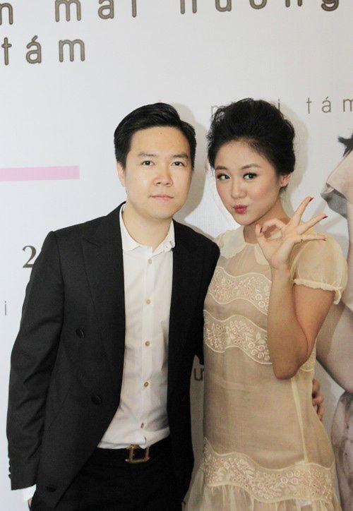 5 cặp tình nhân 'mật ngọt' của showbiz Việt 14