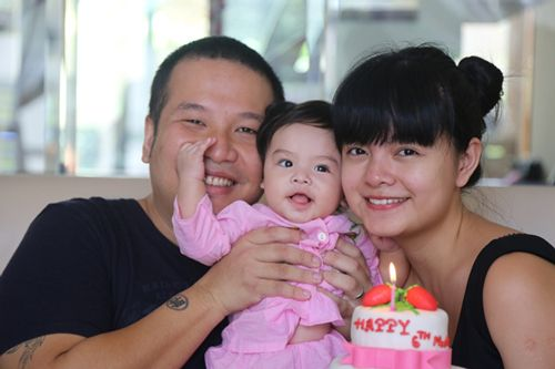 5 cặp tình nhân 'mật ngọt' của showbiz Việt 6