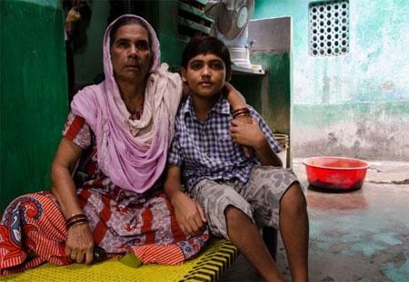 Vợ hoàng tử Ấn Độ vùi đời trong khu ổ chuột nghèo khổ 1
