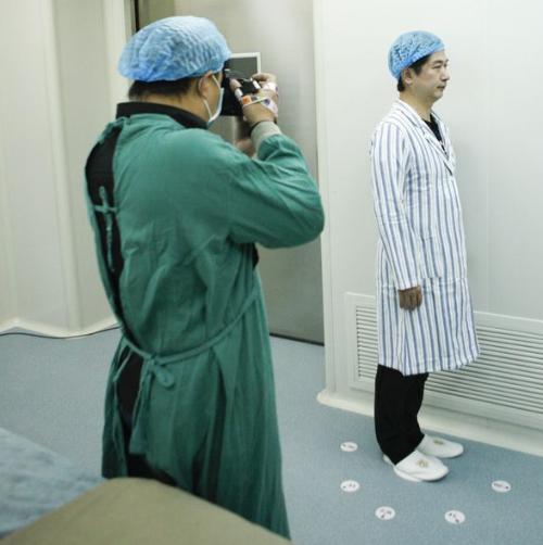 Chồng đi phẫu thuật thẩm mỹ vì... vợ trẻ hơn 24 tuổi 3