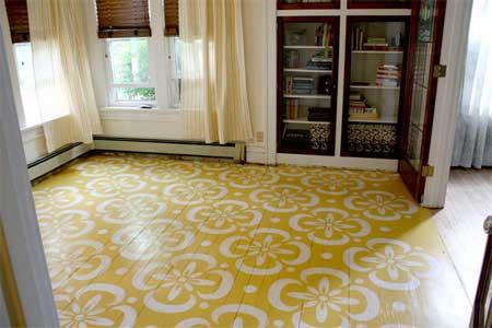 Mẹo trang trí sàn nhà chuyên nghiệp 2