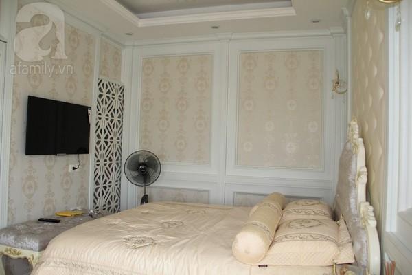 Mê mẩn căn hộ mang phong cách hoàng gia ở Sài Gòn 8