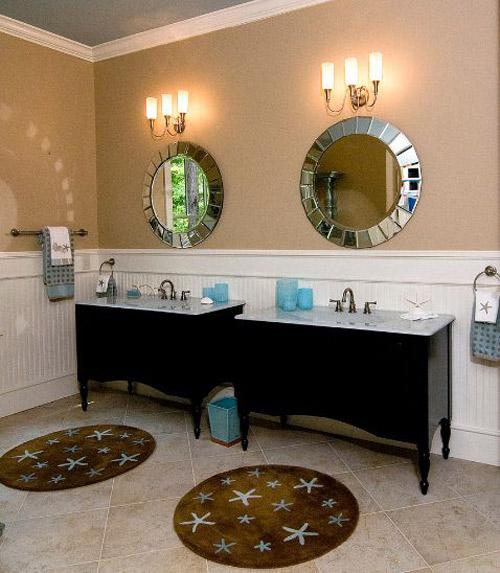 Cách nhanh gọn làm sạch từng ngóc ngách trong nhà tắm 6