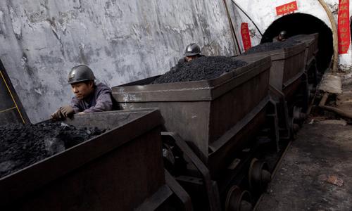 Sập mỏ than Trung Quốc, 22 người chết 1