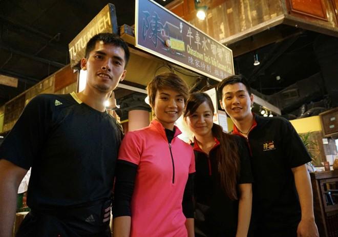 Dàn trai xinh, gái đẹp 'Cuộc đua kỳ thú' đại náo Singapore 17