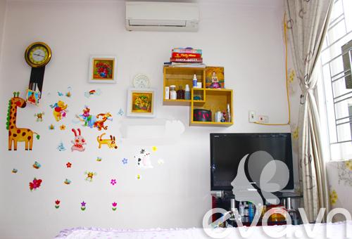 Ngắm nhà 40m² của vợ chồng trẻ ở Từ Liêm 17