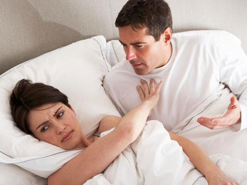 10 lý do khiến đàn ông giận vợ 1