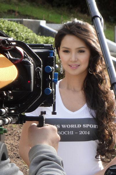 Phạm Hương đoạt Á hậu 1 Miss World Sport 7