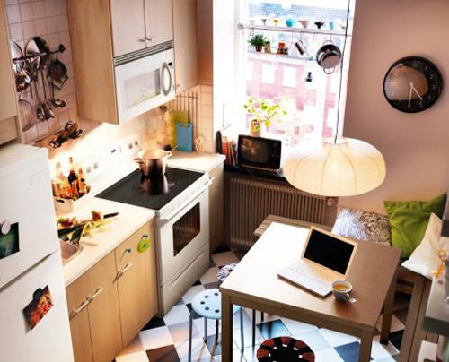 Phong thủy nhà bếp: Nên và không nên 4