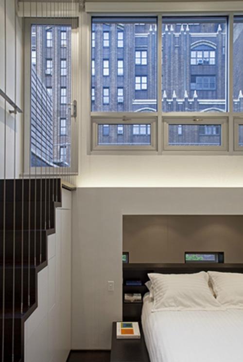 """Thiết kế tuyệt đối thông minh cho căn hộ """"bé tẹo"""" 9"""