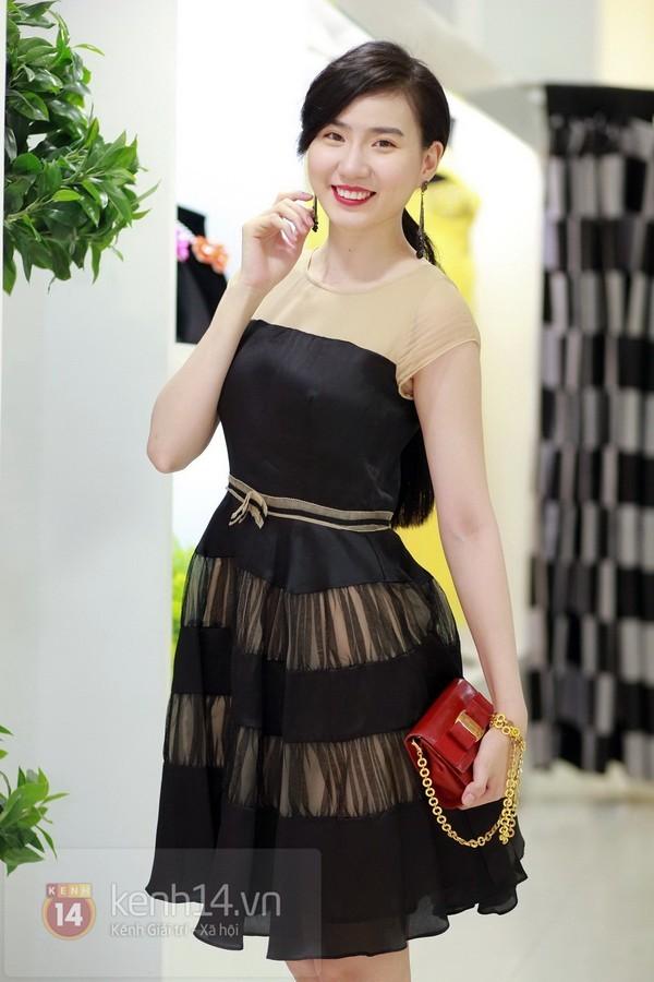 Kiều nữ Việt kém xinh đẹp vì lỗi trang điểm dày phấn 11