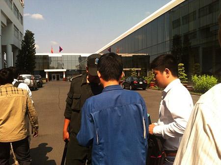 Tăng cường an ninh tại sân bay Tân Sơn Nhất 4