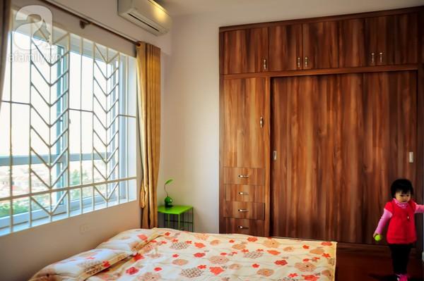 """Ngắm căn hộ """"đẹp không tì vết"""" tại Văn Khê, Hà Nội 14"""