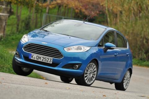 5 xe nhỏ giá rẻ được ưa chuộng nhất 2013 2