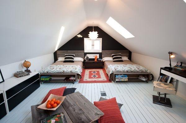 Cách bố trí giường riêng cho hai con trong cùng một phòng 3