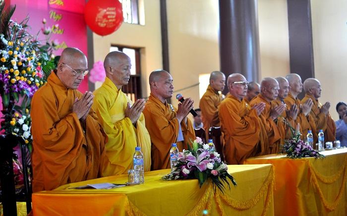 Hà Nội: Kết hôn tập thể theo nghi thức Phật giáo cho 14 đôi tân duyên 4