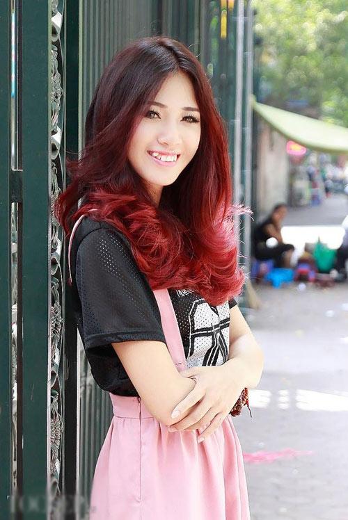 7 màu tóc đẹp nhất cho mùa thu 7