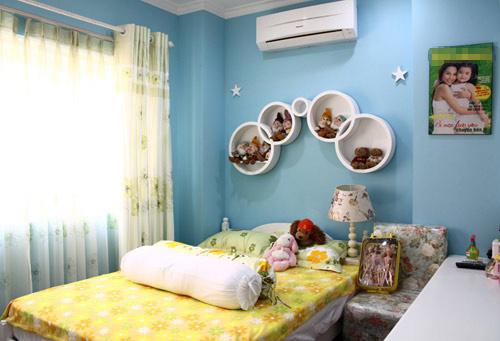 Đột nhập phòng ngủ của các nhóc tì nhà sao Việt 10