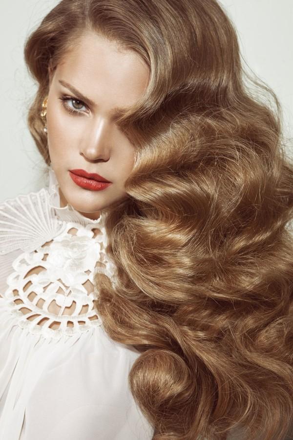 5 kiểu tóc mùa thu lãng mạn, dễ áp dụng 7