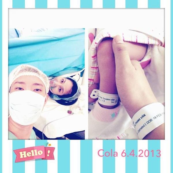 Ốc Thanh Vân sinh con gái thứ 2 1