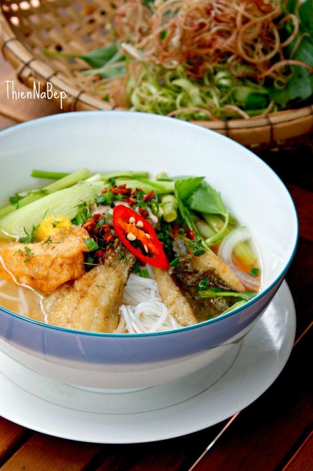 Những quán bún cá ngon ở Sài Gòn 1