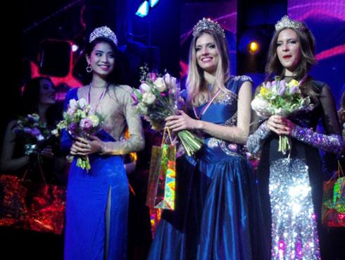 Phạm Hương đoạt Á hậu 1 Miss World Sport 2