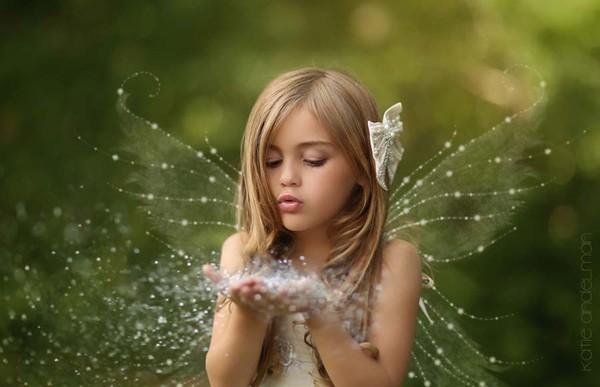 Ngẩn ngơ với chùm ảnh tuyệt đẹp về thế giới cổ tích của trẻ thơ 11