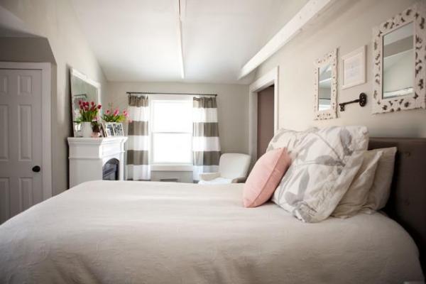 Nguyên tắc bài trí giường ngủ theo mệnh 5