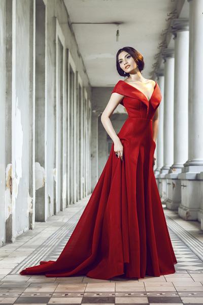 Trương Thị May là gương mặt sáng giá nhất trong cuộc thi Hoa hậu Hoàn vũ 2013 3