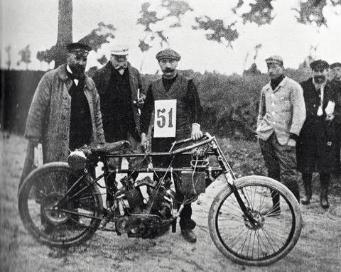 """Chiêm ngưỡng 10 xe máy thời """"tiền sử"""" 6"""