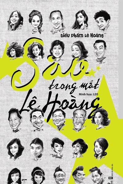 Lê Hoàng 'bóc mẽ' sao Việt trong sách mới 2