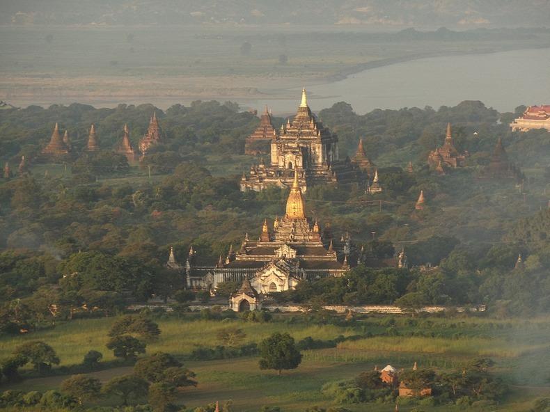 Bagan, xứ sở của hàng ngàn ngôi đền bị lãng quên 3