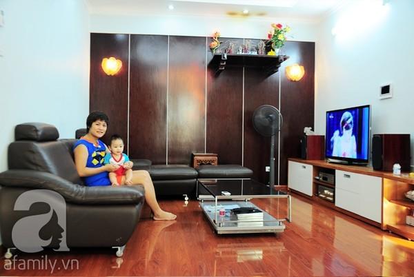 Thăm căn hộ có không gian bếp hoàn hảo ở Dịch Vọng, Hà Nội 3