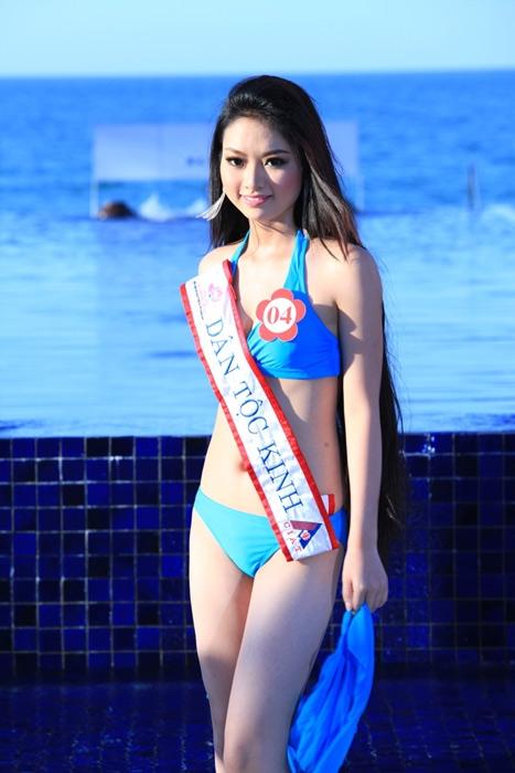 """Ảnh """"độc"""" của tân Hoa hậu dân tộc Ngọc Anh 8"""