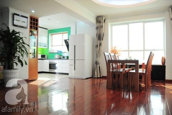 Thăm căn hộ có không gian bếp hoàn hảo ở Dịch Vọng, Hà Nội 5
